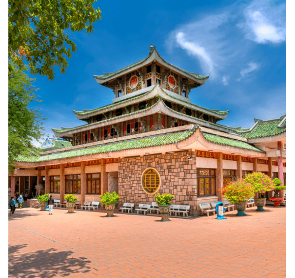 Tour Châu Đốc - Hà Tiên 2N1Đ